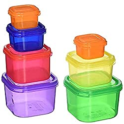 portion control 21 day fix containers