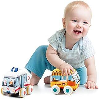 BABBY LOVE 2PCS CARTOON CLOTH CAR 33-1813221