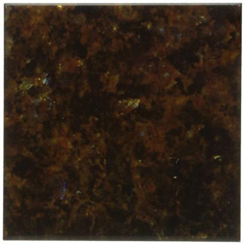 3dRose CST 97967_ 3UBA Tuba Granito mattonelle Print-Ceramic sottobicchieri, Set di 4