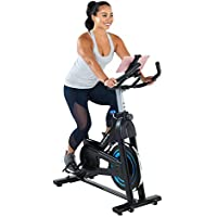Exerpeutic Bluetooth Indoor Cycling Bike with MyCloudFitness App