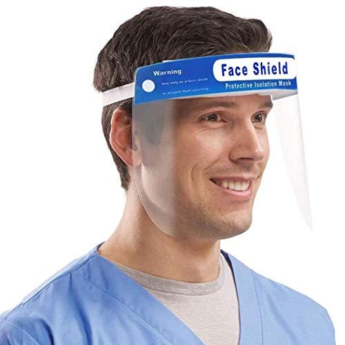 kemanner Praktische, beschlagfreie, spritzwassergeschützte Kopfmasken-Schutzmaske Armwärmer & Muffs