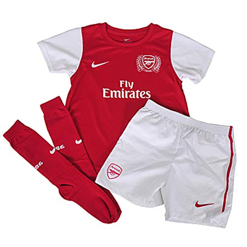 Nike Arsenal Home Mini kit (K-X-Small) Red, White