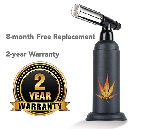 Zoocura Refillable Big Butane Torch