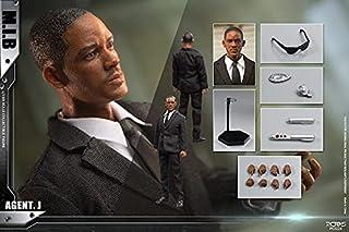Tbmodel【PCTOYS 】1/12 フィギュア Man in Black J 素体 ヘッド 服 武器 フルセット アクションフィギュア PC022A