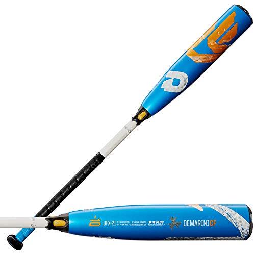 "DeMarini USA CF (-10) Baseball Bat - 30""""/20oz, Black"