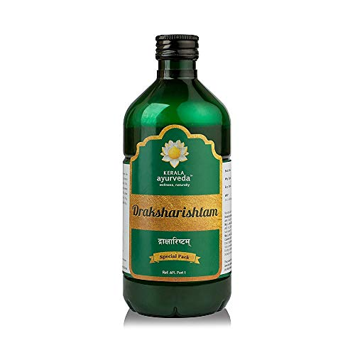 Kerala Ayurveda Draksharishtam – 435 ml (Best Medicine For Acidity In India)