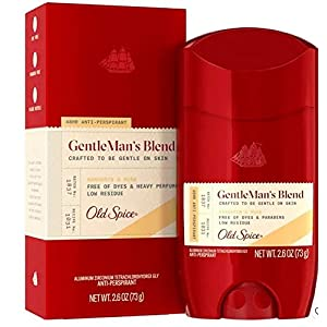 Old Spice GentleMan's Blend Mandarin & Musk Antiperspirant and Deodorant - 2.6 oz 4