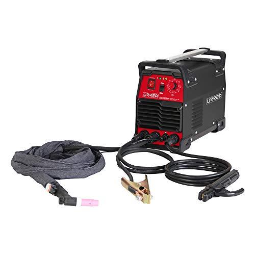 Urrea Herramientas SOLT1020-BV Soldadora inverter Bi-Voltaje multifuncional TIG o MMA, 110 – 220 V