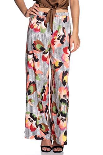 Imperial Pantalone Donna Fantasia Multicolor