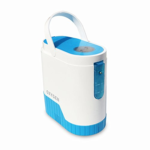 Why Choose COXTOD Portable O2 Concentrator, 1-5L/min Home O2 Making System Machine C1