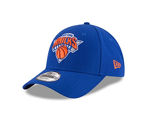 New Era Herren Kappe 9Forty New York Knicks, Blau, M, 11405599