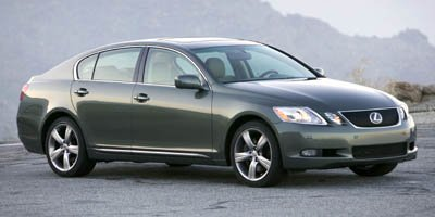 ... 2007 Lexus GS430, 4-Door Sedan