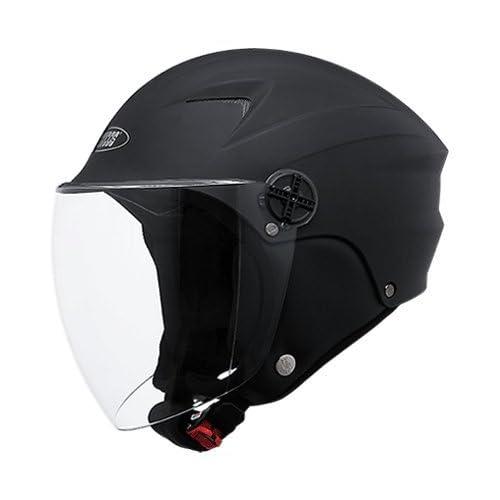 Studds Dame Helmet Matt Black (S)