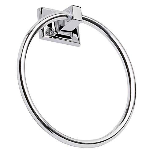 Design House 533091 Millbridge Handtuchring, One Size, Chrom poliert