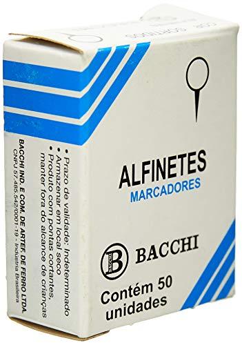 Bacchi 3522, Alfinete Mapa, Multicolor