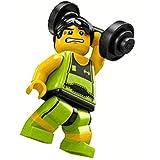LEGO 8684 Sammelfigur: Gewichtheber Serie 2