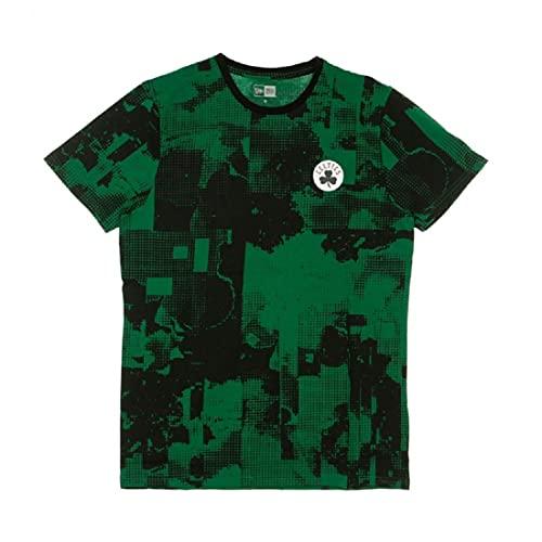 New Era Camiseta Boston Celtics Modelo NBA All Over Error Print tee BOSCEL Marca