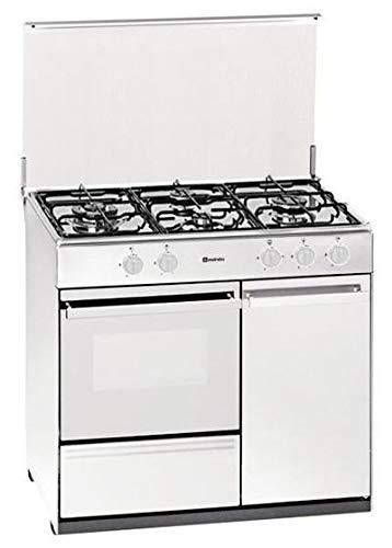 Cocina gas GPL butano/propano MEIRELES G2940DVTEW
