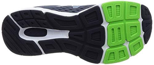 New Balance Men's 680 V6 Running Shoe, Pigment/RGB Green, 11 4E US 2