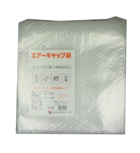 三友産業 エアーキャップ袋 10枚入 HR-1111 300�o×310�o