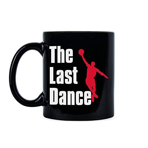 N\A Taza de The Last Dance Taza de café de The Last Dance Jordan