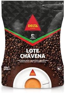 Delta - Café molido tostado para molienda de espresso para prensa francesa, 250 g