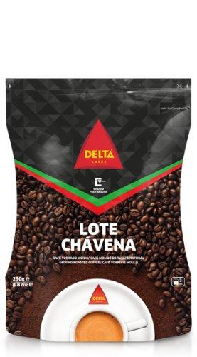 Delta Chávena Gemahlener Röstkaffee French Press 250g