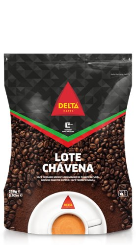 Delta Chávena Gemahlener Röstkaffee French Press 250g