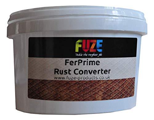 Fuze FerPrime Rust Converter 500ml - Rust treatment and primer.