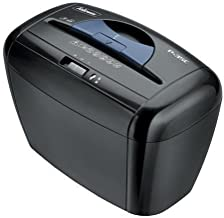 $89 » Fellowes Cross-Cut Shredder, 3 Gallon Capacity, 13quot;x8quot;x12-5/8quot, Black (3213501)