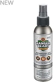 Picaridin 20% Tick + Insect Repellent Fine Mist Spray   Scent Zero   100ml(3.4oz)