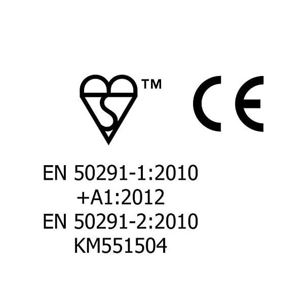 Fireangel CO-9D Digital Sealed for Life Carbon Monoxide Alarm, White