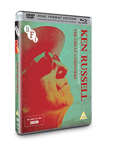 The Ken Russell Collection: The Great Composers [DVD + Blu-ray]