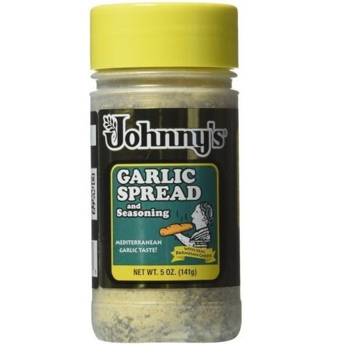 Johnny's Parmesan Garlic Seasoning 5 Ounce