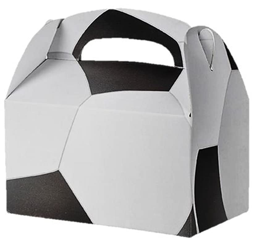 Party Favor Treat Boxes - 12 per pack - Play Kreative TM (Soccer)
