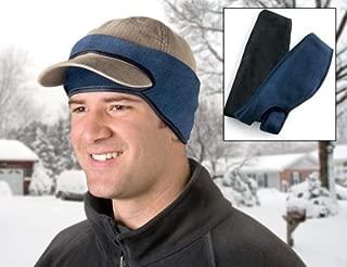 Windproof Fleece Cap Ear Band - Camouflage