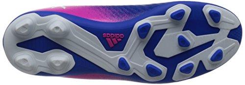adidas Unisex Kids X 16.4 FxG J for Soccer Training Shoes, Blue (Azul/Ftwbla/Rosimp), 10.5 UK Child