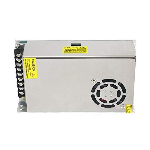 ANYCUBIC 12V 25A DC Universalschaltnetzteil für LEDs, Kameras, Funk, Computer und 3D Drucker