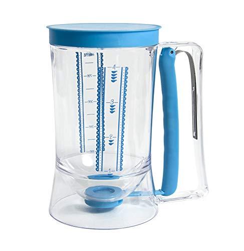 Lily cook KP5115 batter dispenser - batter dispensers (Azul, Verde, P rpura, De pl stico, De pl stico, Cups, Milliliters)