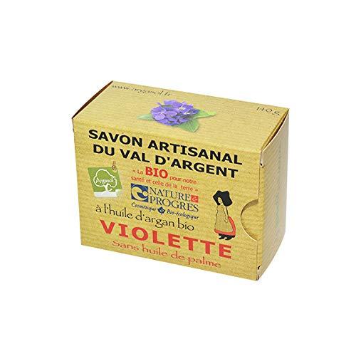 Argasol - Savon VIOLETTE 140G Bio