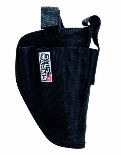Swiss Arms riemholster van Cordura met magazijntas, 201243