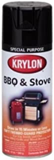 BBQ and Stove Black High Heat Paint [Set of 6]