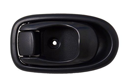 03 kia spectra door handle - 9