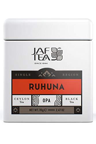 JAF TEA Single Region - Ruhuna OPA - Dose