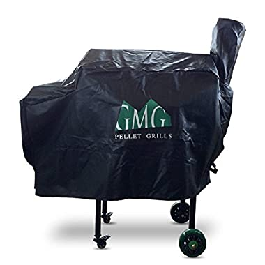 GMG Daniel Boone BBQ Grill Cover Synthetic Leather Green Mountain Grill GMG-3001 .#GH45843 3468-T34562FD768811