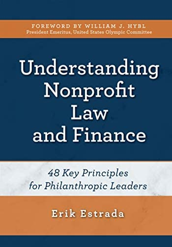 Understanding Nonprofit Law and Finance product image