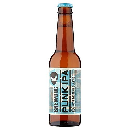 Brewdog Punk Indien Pale Ale (IPA) 5.6 ° 33 cl x 6