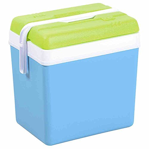 ETS Georges David S.A. 679962 Promotion Kühlbox, Blau/Grün, 24 Liter
