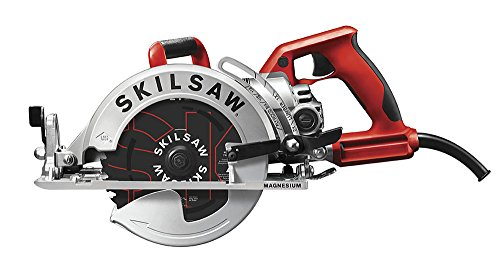 Product Image of the SKILSAW SPT77WML-01 15-Amp 7-1/4-Inch Lightweight Worm Drive Circular Saw