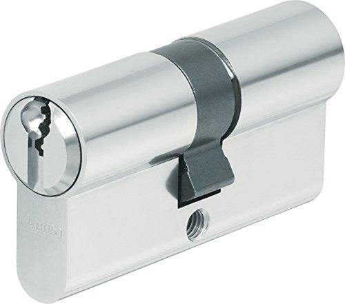 ABUS Profilzylinder XP10NM 55/60 inklusive 3 Schlüssel, 59763